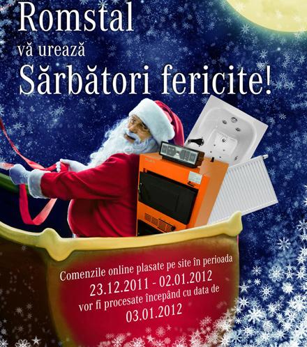 Program magazin online Romstal