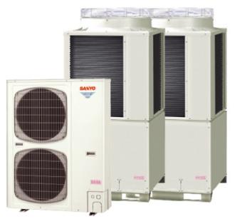 Sisteme de climatizare VRF
