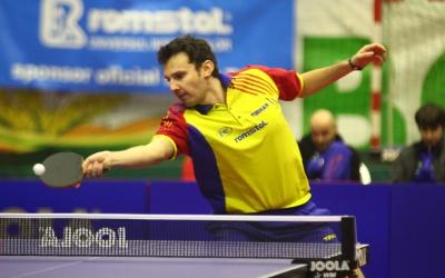 Adrian Crisan - tenis de masa