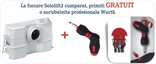 Promotie Grundfos