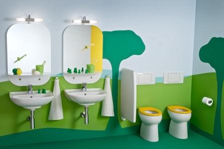 Obiecte sanitare pentru copii