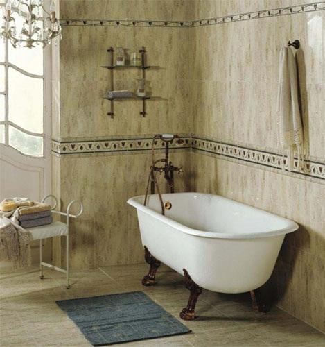 Gresie si faianta pentru baie spania undefasa padua