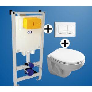 set obiecte sanitare suspendate