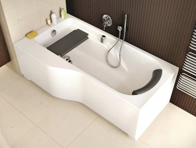 cazi de baie comfort plus