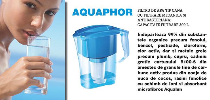 cana filtranta aquaphor