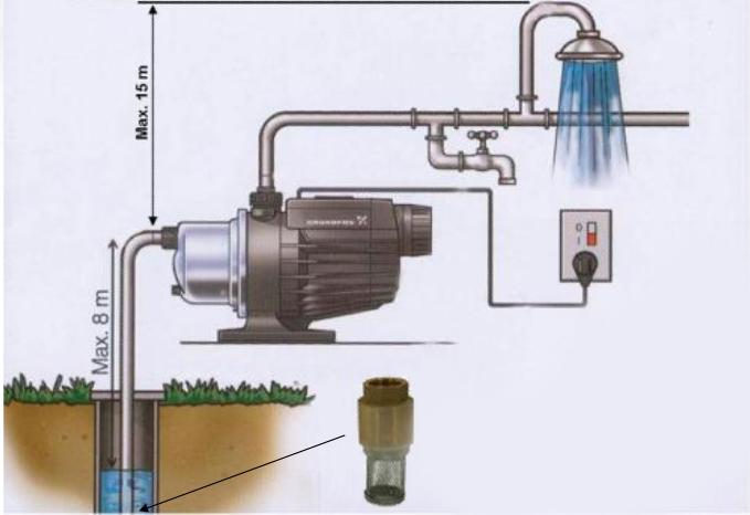 hidrofor de apa