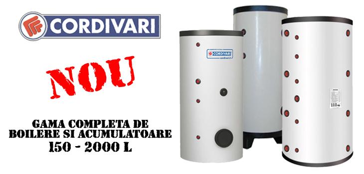 boilere CORDIVARI