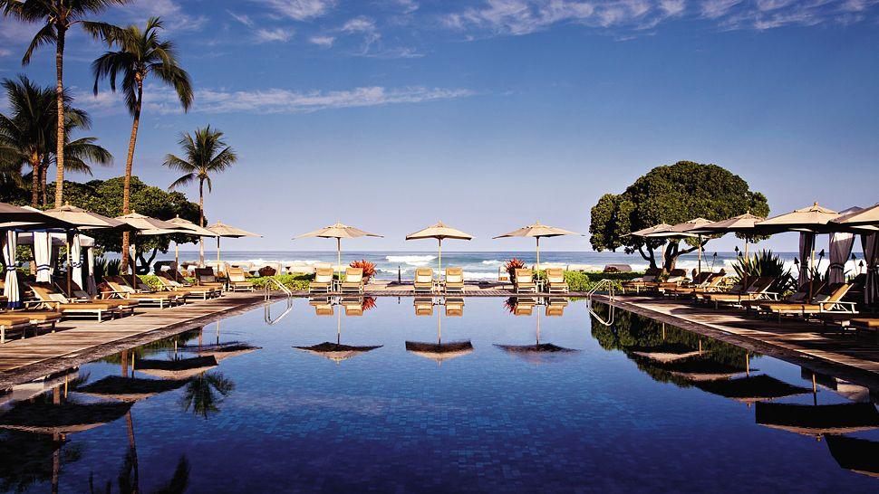 Four Seasons Resort Hualalai (Big Island, Hawaii)