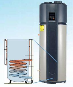Pompe de caldura Midea1