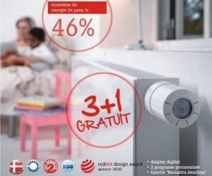 robineti termostatati
