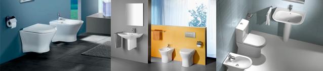 amenajare baie sanitare roca
