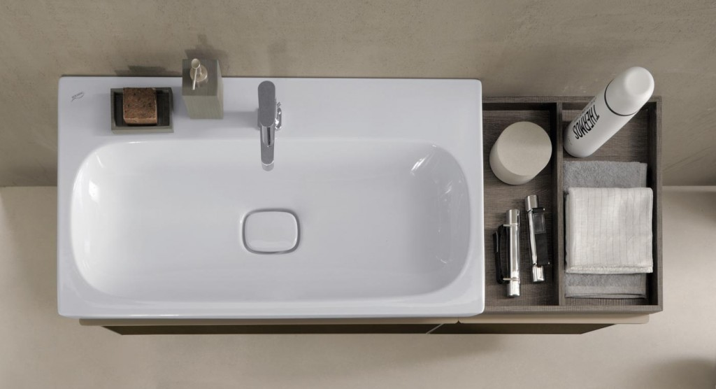 Mobilier de baie pentru lavoar