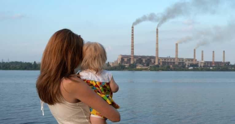 poluare aer
