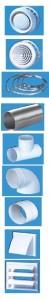 componente instalatie recuperatoare de caldura