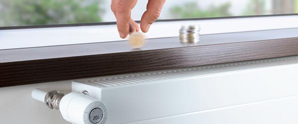 termostat living danfos-savings
