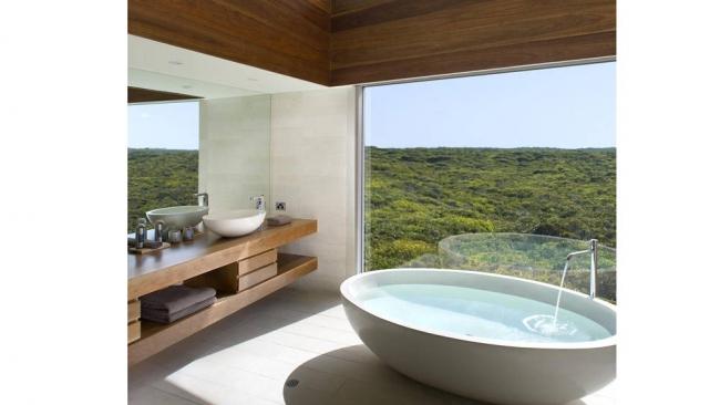 Southern Ocean Lodge, Australia de Sud