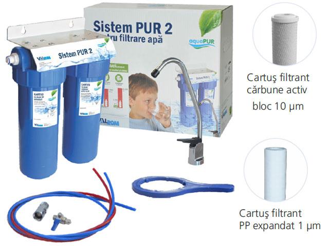 filtru de apa pur 2
