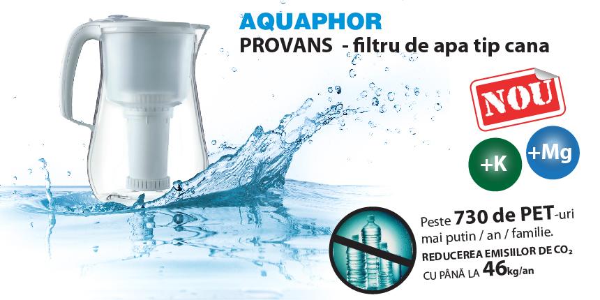 AQUAPHOR PROVANS - cana filtrare