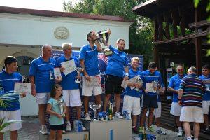 podium turneu tenis