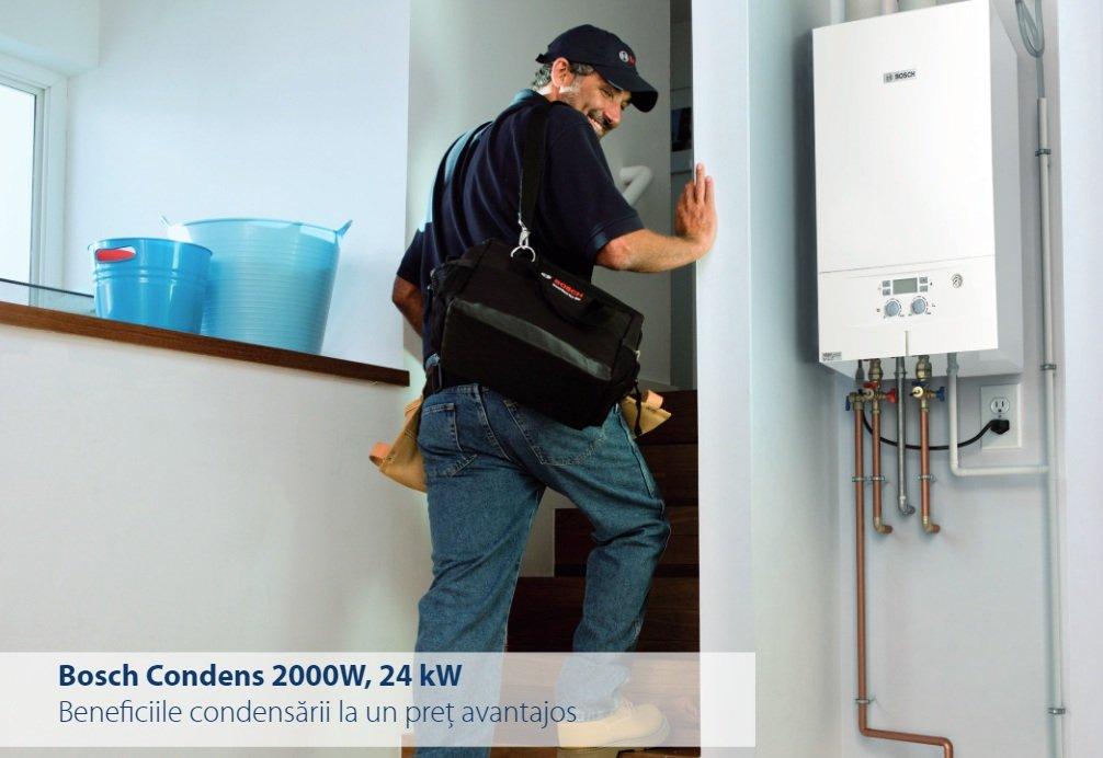 Centrala termica Bosch Condens