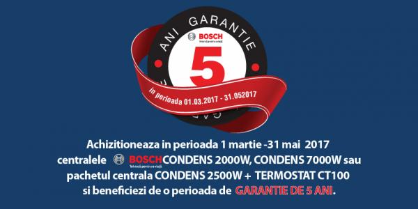 Promotie centrale Bosch