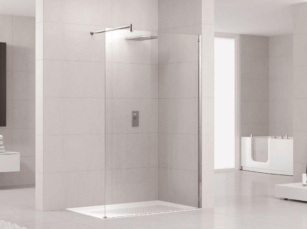perete de duș Lunes H