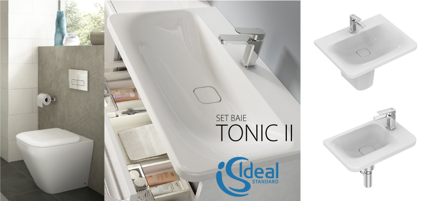 Set baie Tonic II