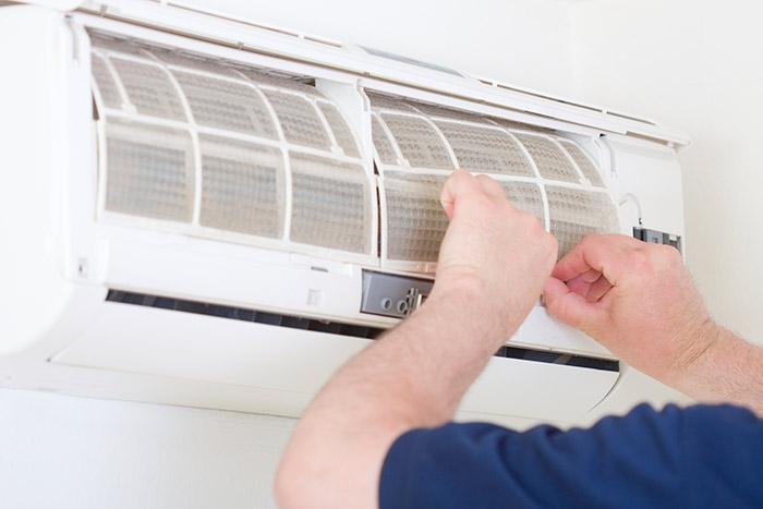 cum se curata aerul conditionat