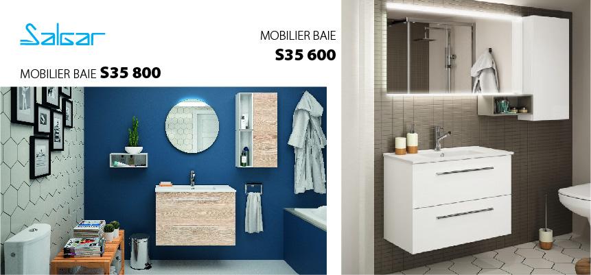 mobilier de baie