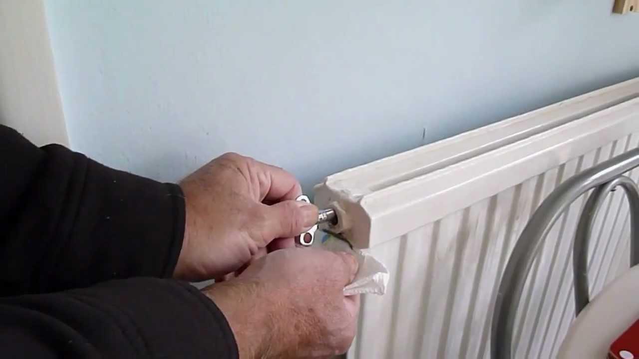 Aerisire calorifer - Etapa pregatire centrala termica pentru iarna