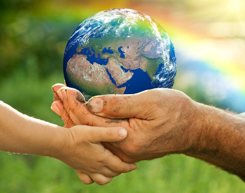 Ora Pământului - Ai grija de planeta ta!