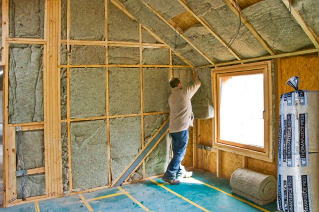 izolarea termica a acoperisului