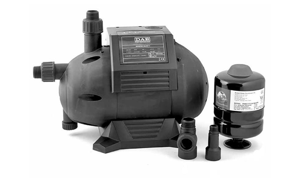 Hidrofor Electronic Dab