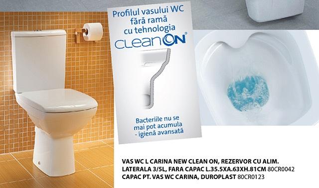 Vas wc L Carina New Clean On
