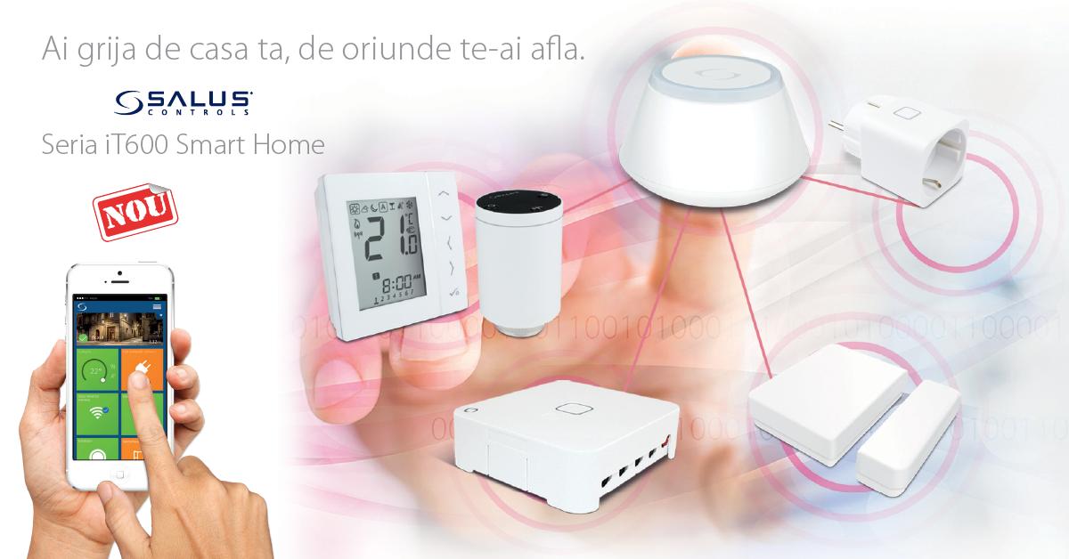 iT600 Smart Home