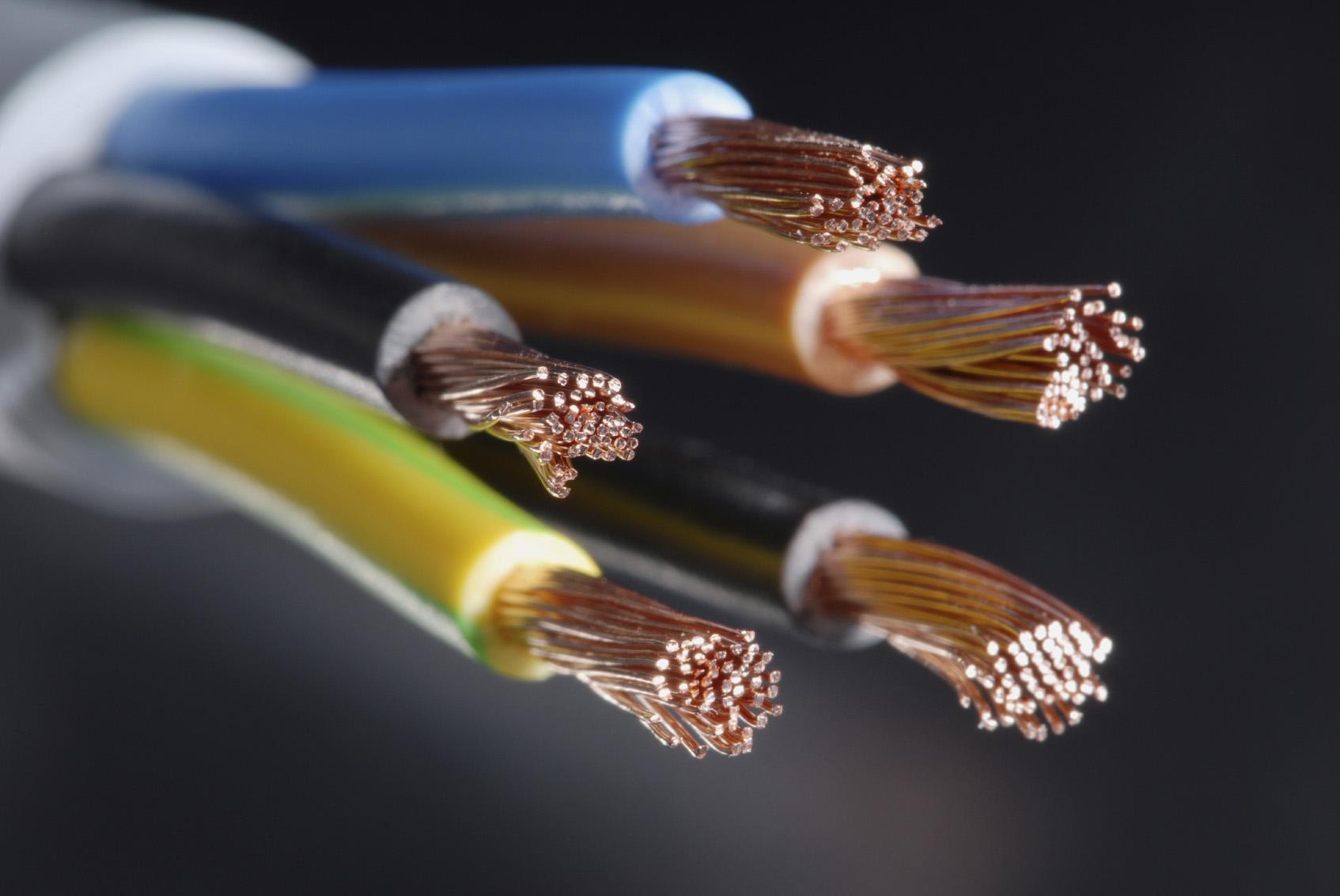 Cabluri instalatie electrica