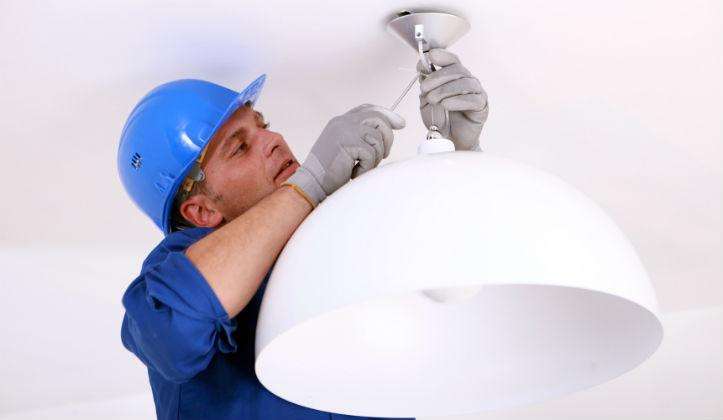 Corpuri de iluminat instalatie electrica
