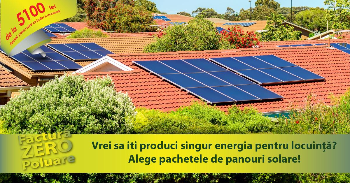 Pachete solare