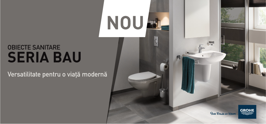 Obiecte sanitare Grohe Bau