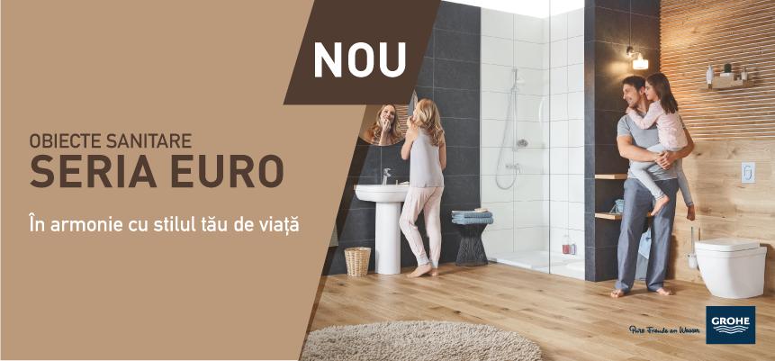 Obiecte sanitare Grohe Euro