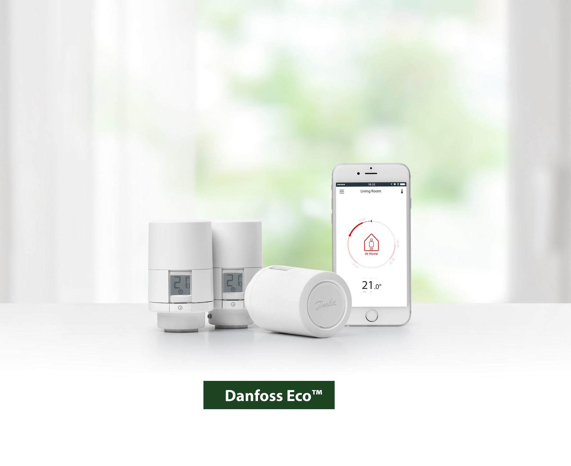Termostat Danfoss Eco