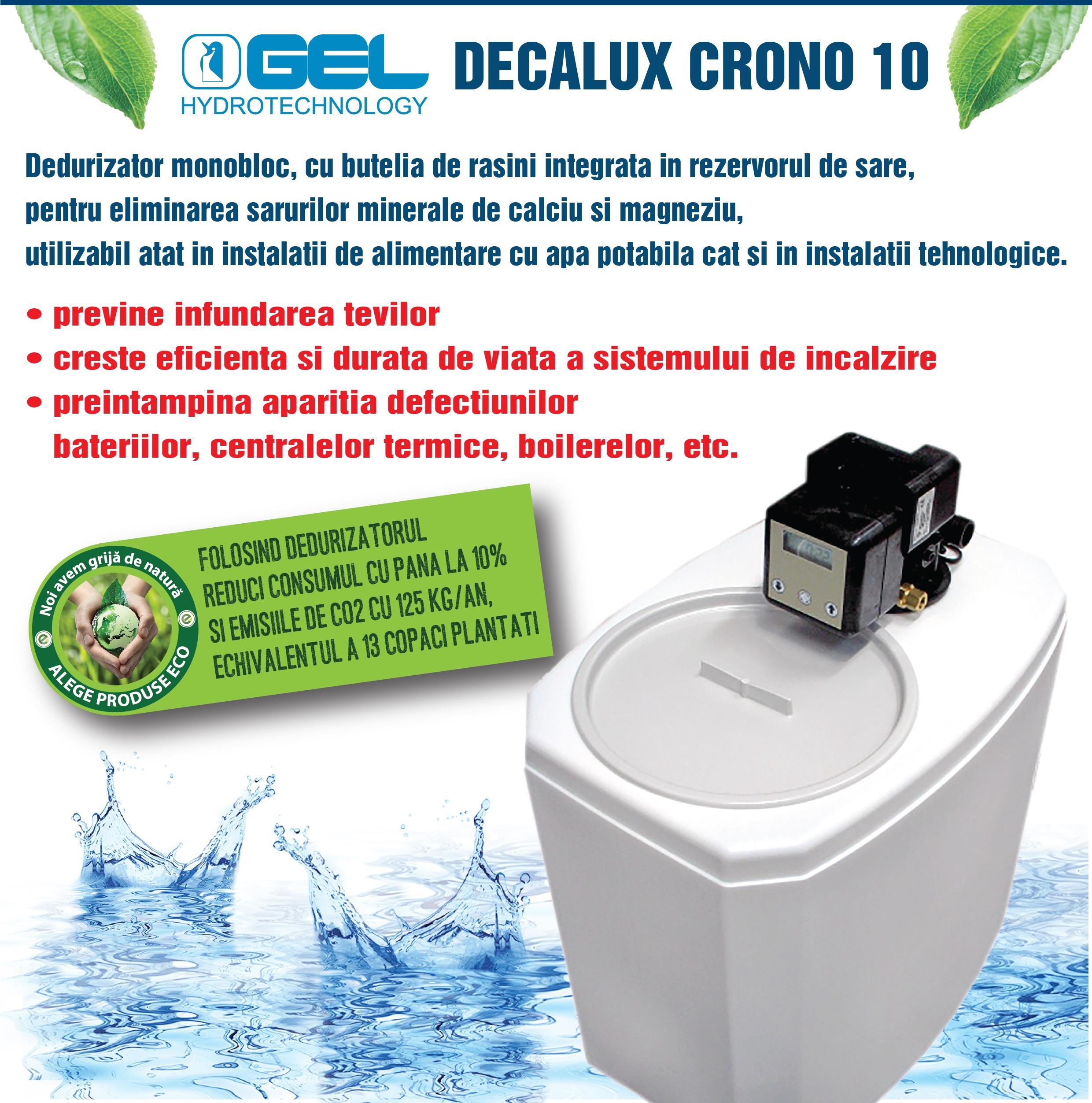 EL DECALUX CRONO 10