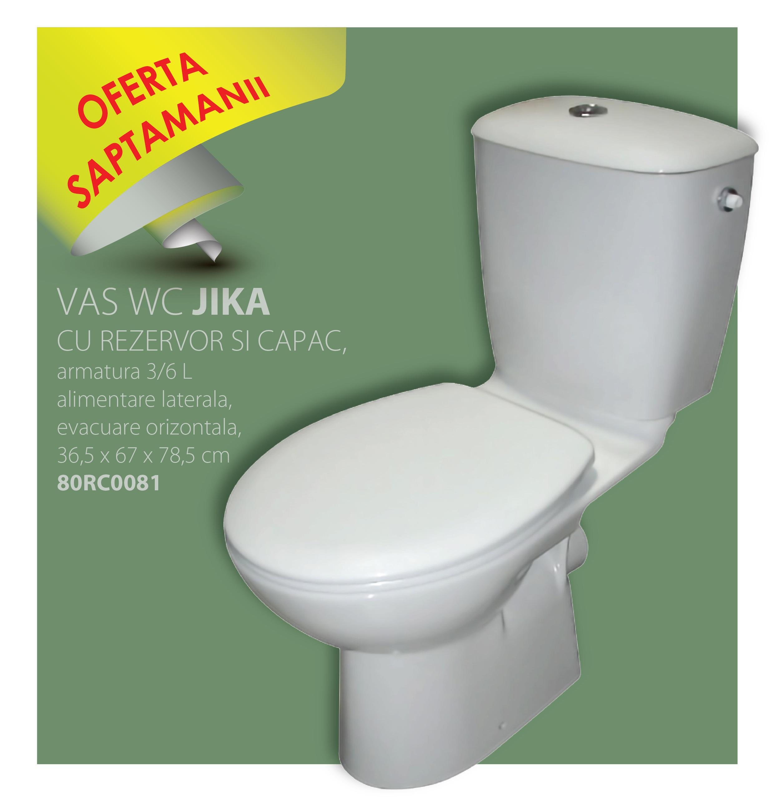 VAS WC JIKA