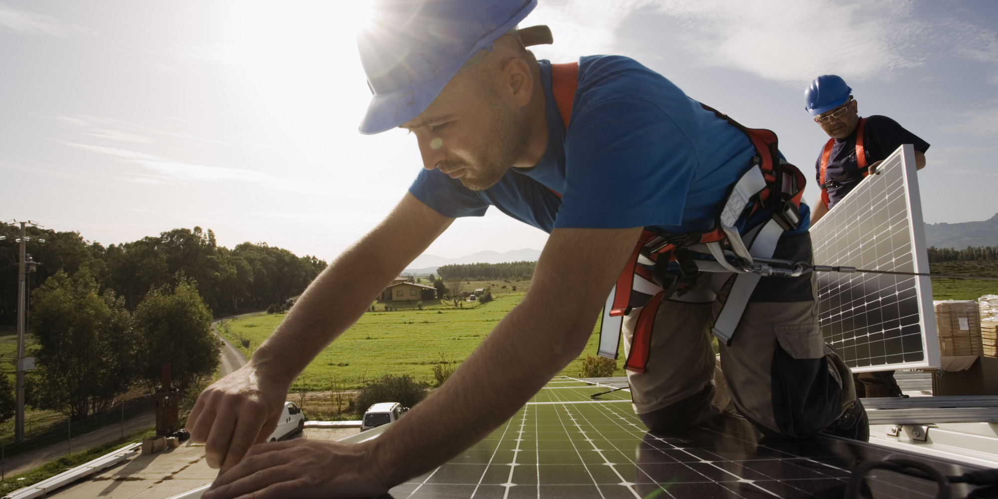 Energie panouri solare