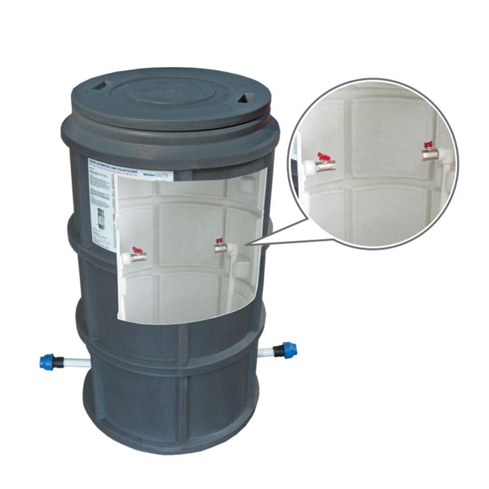 Camin de bransament pentru apa potabila din material plastic