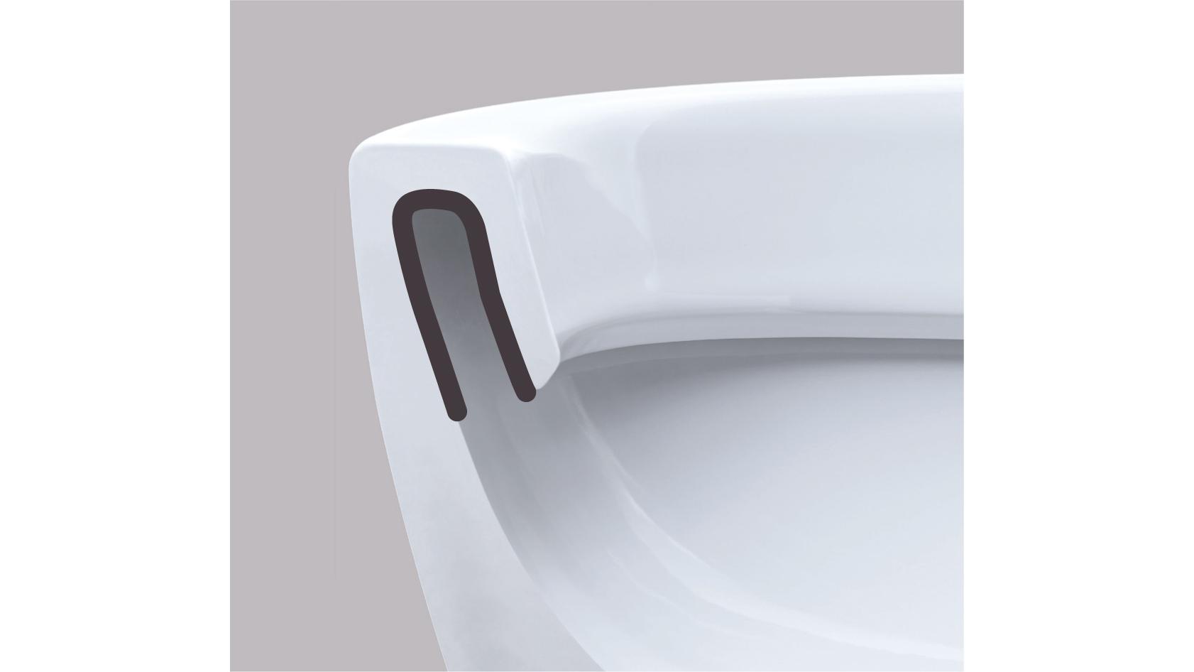 Vas WC clasic