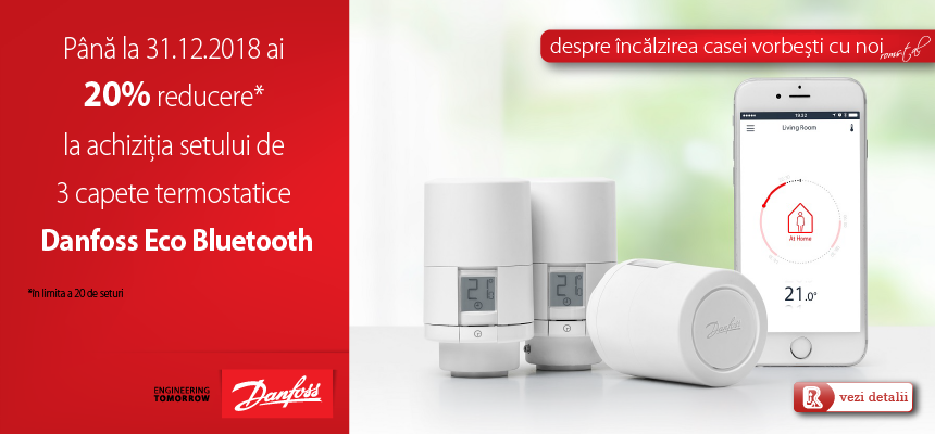 Danfoss Eco Bluetooth