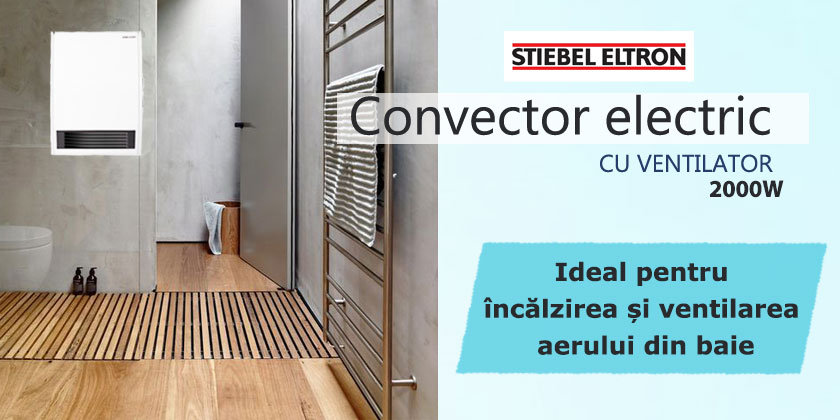 Convector electric
