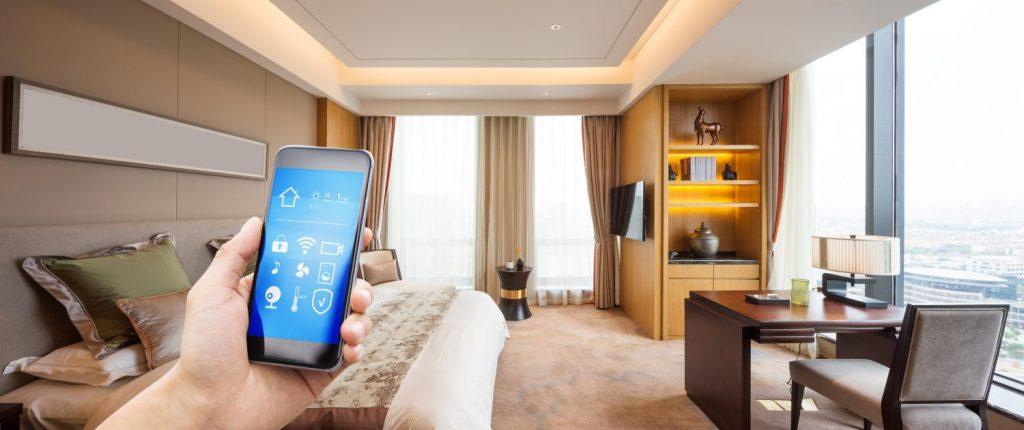Smart apps pentru o casa smart