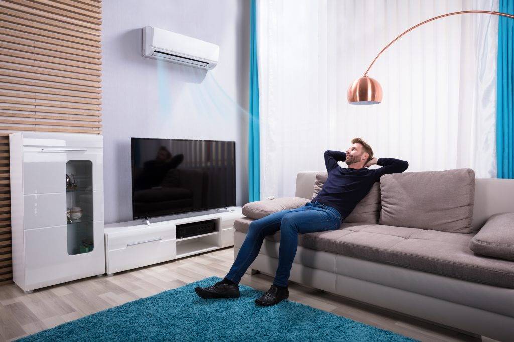 Confort adus de aparatul de aer conditionat